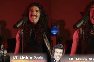 Kerrang – Metallica's Master Of Puppets performed in 50 different styles is absolutely wild