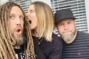 Korn's Brian 'Head' Welch teams up with We Are PIGS for a powerful new video