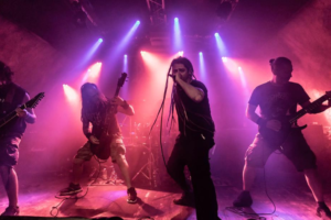 """Metal Underground – Bloodtruth Premiere New Playthrough Video For """"The Walls of Oblivion"""""""