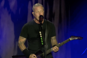 """METALLICA Streams """"Frantic"""" Performance From Aftershock Festival"""