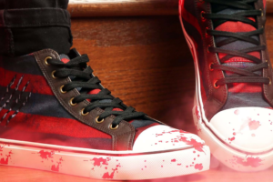 New Freddy Krueger and Jason Voorhees Sneakers Now Available Exclusively from Fun.com!