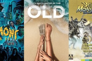 October 19th Genre Releases Include DEMONS I & II (4K), OLD (4K / Blu-ray / DVD), YOKAI MONSTERS COLLECTION (Blu-ray) – Daily Dead
