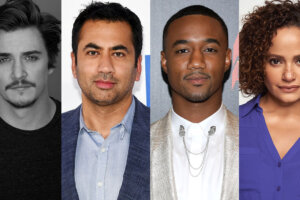 Paramount Players Horror Movie 'Something's Wrong With Rose' Will Star Kyle Gallner and Kal Penn