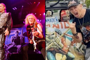 """Parents Launch Petition to Ban IRON MAIDEN-Loving Principal Over """"Satanic Imagery"""""""