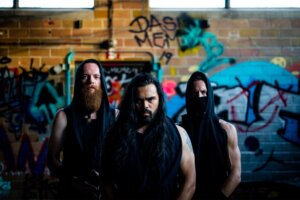 'Prosthetic Records : REAPING ASMODEIA – ONEIRONAUTIC OBLIVION (OFFICIAL VISUALIZER)'
