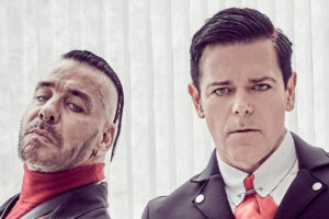 """RAMMSTEIN's Till Lindemann Guests On EMIGRATE's Cover Of """"Always On My Mind"""""""