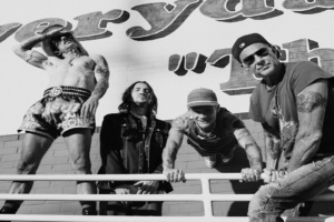 """Red Hot Chili Peppers excited to launch """"balls out"""" new chapter says Chad Smith"""
