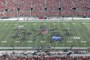 RUSH Approves Of This Ohio State Marching Band Halftime Show