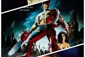 Screamfest 2021: A Bruce Campbell Double Bill of EVIL DEAD 2 And ARMY OF DARKNESS W/ a Q&A!