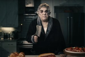 'Slash Film: A Sopranos Actor Is Ready To Haunt Your Lunch Meat This Halloween As The Gabaghoul'