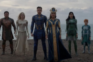 'Slash Film: Eternals Early Buzz: A Sprawling, Sweeping Superhero Movie Unlike Any Other — Or A Complicated Mess'