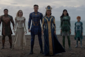 'Slash Film: Eternals' Gender-Swapped Characters Is Partly What Drew Chloé Zhao To The Project'