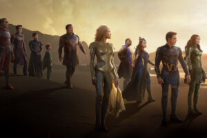 'Slash Film: Eternals' Surprise Secondary Romance Came From The Chemistry Between The Actors'