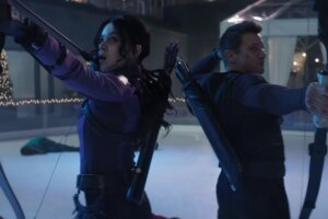 'Slash Film: Hawkeye Will Premiere With Two Episodes, Watch A Teaser With New Footage'