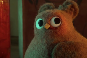 'Slash Film: Robin Robin Trailer: The New Stop-Motion Film From Aardman Is Coming To Netflix'
