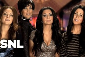 'Slash Film: Saturday Night Live Lets Kim Kardashian West Try To Be Funny With Help From Family & Celebrity Cameos'