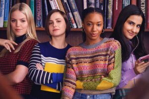 'Slash Film: The Sex Lives Of College Girls Trailer: Mindy Kaling Takes On The College Rom-Com'
