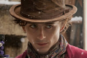 'Slash Film: The Wonka Prequel Is A Musical, And Timothee Chalamet Has Started Recording Songs'