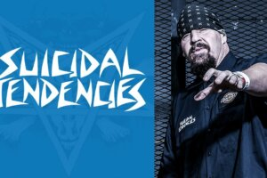 SUICIDAL TENDENCIES Was Locked Out Of Instagram For Three Weeks Because Of Their Name