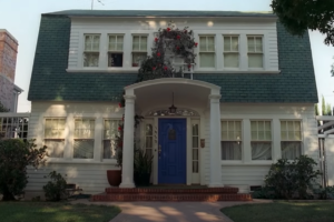 The Real 'Nightmare on Elm Street' House is Back on the Market… With a Halloween Twist