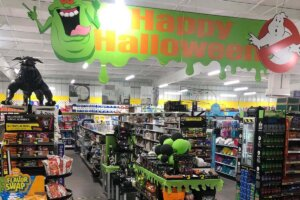 This Dollar General Display is All About 'Ghostbusters'