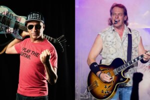 """Tom Morello defends unlikely friendship with Ted Nugent: """"I reserve the right to be friends with anybody"""""""