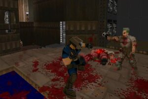 Turn 'Doom II' Into a 3D Brawler With This Bloody New Mod