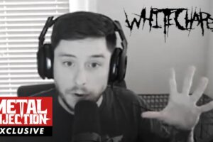 WHITECHAPEL's Phil Bozeman on Vocal Changes, Addictions, Mental Disorders, The Deathcore Genre & More