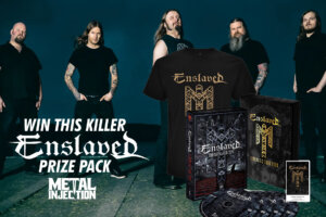 Win An ENSLAVED Prize Pack